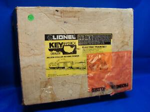Rare 1987 Uncatalogued Lionel 11754 Key America Dealer Only Electric Train Set