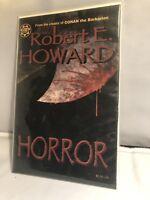 IMMACULATE CONDITION Horror Comic Book Robert E Howard Creator OF CONAN