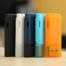 Fancy 32GB Thumb Drive USB 2.0 Translucent Cap Flash Memory Stick Novelty U Disk