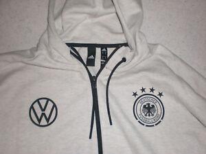 Matchworn DFB Jacke! Gr.XL! ADIDAS! 4 Sterne!! NEUE VW Kollektion!Deutschland!EM