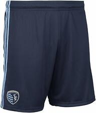 Adidas MLS Soccer Men's Sporting KC Sideline Shorts