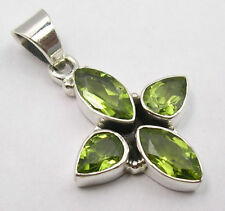 Unbranded Peridot Silver Plated Fashion Jewellery
