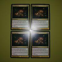 Necrogenesis x4 Shards of Alara 4x Playset Magic the Gathering MTG