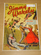 JIMMY WAKELY #14 FN- (5.5) DC COMICS DECEMBER 1951 **