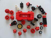 LEGO WHEELS SPARES ETC