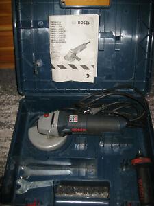 Bosch Winkelschleifer GWS 11-125 CIE im koffer