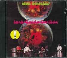 """IRON BUTTERFLY """"In-A-Gadda-Da-Vida"""" CD-Album"""