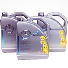 15L Orig Mercedes Sintético Aceite de Motor Ölservice 10W40 MB 229.1 0009899002