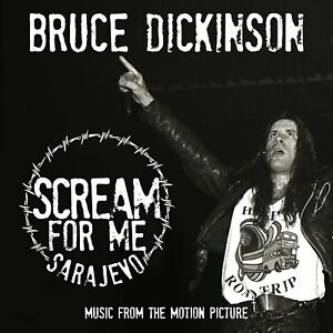 Bruce Dickinson - Scream For Me Sarajevo (NEW CD)