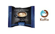 400 CAPSULE CAFFE BORBONE DON CARLO BLU COMPATIBILI LAVAZZA A MODO MIO