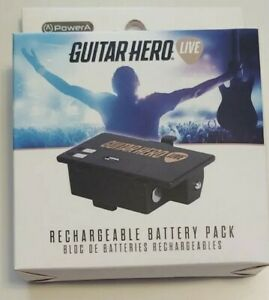 GUITAR HERO LIVE Battery Pack RECHARGEABLE XBOX One 360 Playstation PS4 PS3  NEW
