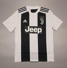 NWOT Juventus 2018 - 2019 Home Football Soccer Shirt Jersey Adidas Youth Size XL