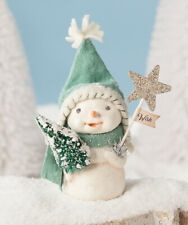 Bethany Lowe Christmas Wishes Snowman Authorized Dealer Free Ship