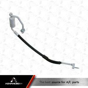 AC A/C Discharge Line Fits: 2007 - 2014 Ford Edge / 2007 - 2015 MKX V6 3.5L 3.7L