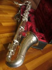 Professionalle Vintage Kontra Alto - Klarinette ,,Le Blanc'' ~ Made in France