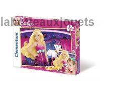 PUZZLE BARBIE 3D VISION DE CLEMENTONI DE 104 PIECES + DE 6 ANS N°20083