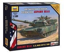 Abrams A1M1 U.S. Main Battle Tank ZVE 7405