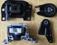 9M1421 4pc Motor Mounts fit 2.3L miniVAN 2006 - 2011 Mazda 5 Engine Transmission