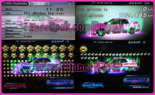 Wangan Maximum Tune 3Dx+ ~ 0 to 29,000 Stars + YourName + LvL46 DressUp + 825Hp