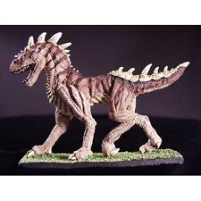 Dungeons & Dragons LL06010 Dragon Mount Unpainted Pewter Miniature 28mm