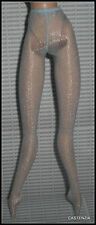 STOCKINGS  BARBIE DOLL NUTCRACKER SNOWFLAKE SHIMMERY BLUE PANTYHOSE LINGERIE