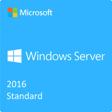WINDOWS SERVER 2016 STANDARD 64 bit GENUINE LICENSE KEY AND DOWNLOAD LINK