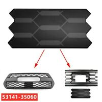 Grill Garnish Sensor Cover For Toyota Tacoma 2017-2019 W/TRD Pro OEM 53141-35060