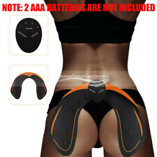 New Electric Body Toner Machine Wireless Toning Belt Simulation Hip Butt Tool