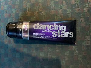 DANCING WITH THE STARS ENDURANCE COLOR BOOSTING SKIN PERFECTOR SUNLESS LOTION