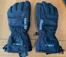 Used Childrens Ski Gloves Goretex Trek Mates Size Small