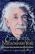 NEW Einstein's Miraculous Year: Five Papers That Changed the Face of Physics