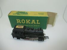 Rokal Spur TT:Dampf-Lok  89 005, läuft stockend, analog (Stiege18)