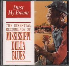 Various Blues(CD Album)Essential Recordings Of Mississippi Delta Blues-VG