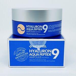 MEDI PEEL Hyaluron Aqua Peptide9 Ampoule Eye Patch 1.6g x 60ea Moisture K-Beauty