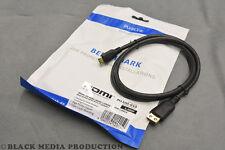PureLink Mini HDMI - HDMI Kabel PI1200-010 | HDMI 1.4 4K HEC/ARC  SLS - 1m *NEU*