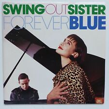 SWING OUT SISTER Forever blue 876246 7 Pressage France Discotheque RTL