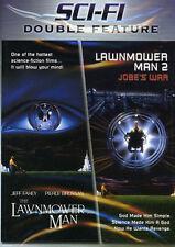 Lawnmower Man/Lawnmower Man 2 REGION1 DVD