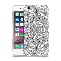 Custodia Cover Design Mandala 4 Per Apple iPhone 4 4s 5 5s 5c 6 6s 7 Plus SE