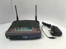 Linksys Linksys WAP54G 10/100 Wireless G Router/Access Point