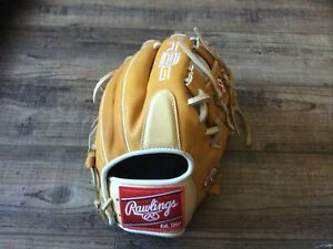 """Rawlings Heart Of The Hide 11.5"""" Baseball Glove PROR204-2CTW NEW"""