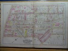 1899 Map of Philadelphia - Rare - 22nd Ward - Germantown Ave to Magnolia Ave