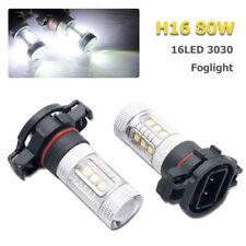 2X H16 PS19W 5202 LED Fog Light Bulb Canbus Error Free Daytime Driving Lamp DRL