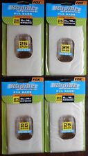 4 x FOX RAPIDE LOAD PVA BAGS LARGE LOADER CPV036 85mm x 140mm 4 x 25 =100 BAGS