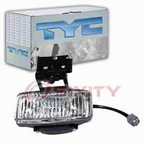 TYC Left Fog Light Assembly for 1997-1998 Jeep Grand Cherokee Electrical ct