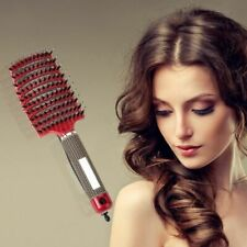 Hair Brush Magic Hair Comb Nylon Hair Brush Curly Massage Comb Women Bristle
