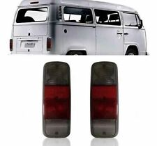 VW VOLKSWAGEN BUS T2 CLIPPER TAIL LIGHTS LENS SMOKE