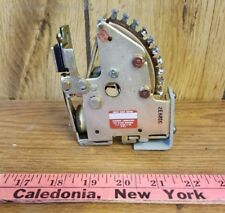 CP Clare Rotary Switch a-321033 Direct Drive Index Stepper Relay 3 Pole 10 POS