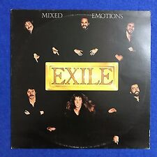 EXILE Mixed Emotions 1978 UK vinyl LP Record Excellent Condition