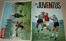 HURRA' JUVENTUS 1968/1=Fotbal Club Rapid București=EUROPEAN CUP PROGRAMME=