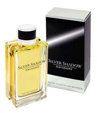 SILVER SHADOW BY DAVIDOFF EDT SPRAY (MEN) 3.4 OZ *NEW IN BOX*